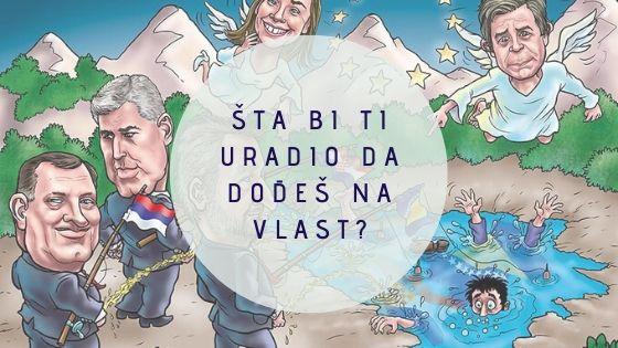 Šta treba uraditi kao vlast? AIESEC u Bosni i Hercegovini i Bruno Boškić znaju odgovor.