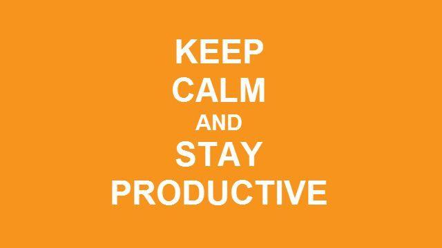 Ostanite produktivni jer tako ćete poboljšati svoje mentalno zdravlje. A to će biti i pravi izvor sreće.